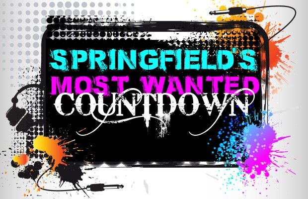 Springfield's Most Wanted Countdown